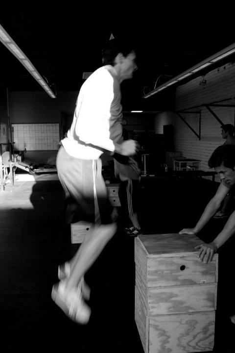 Rob jump